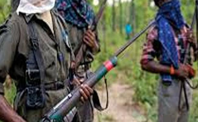 Firing Between Maoist And Police Officers At East Godavari District - Sakshi