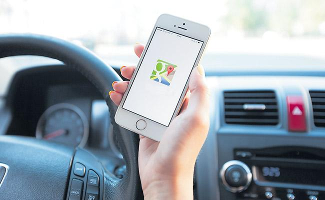 Google Maps get test off route alert feature in India - Sakshi