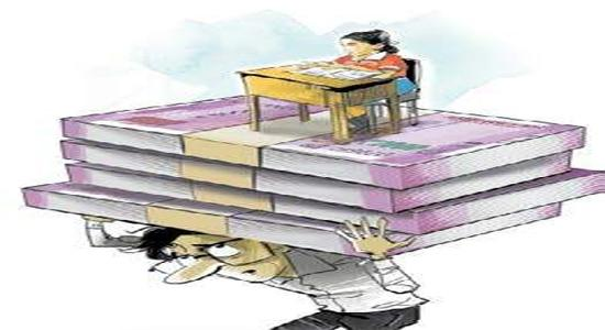 The Education And School Fees  Has Becoming Burden To Parents  - Sakshi