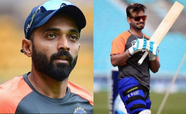 Harbhajan And Kapil Says Rahane First Choice For Replacement - Sakshi