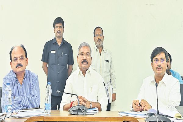 New sand policy within 15 days - Sakshi