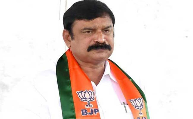 BJP Ex MLA Vishnu Kumar Raju Praises CM YS Jagan Mohan Reddy Over His Dynamic Decisions - Sakshi
