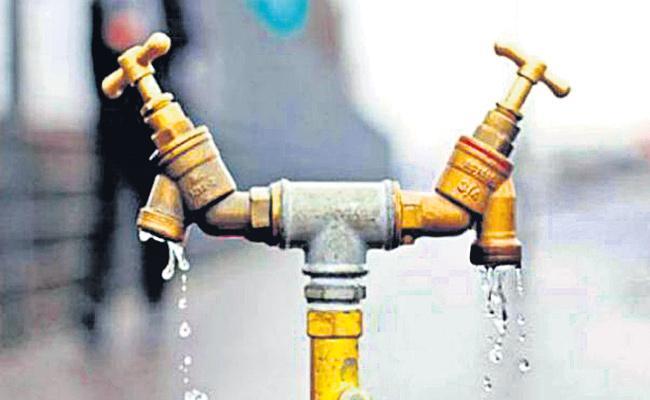 Ground Water Level Dowl in Hyderabad - Sakshi