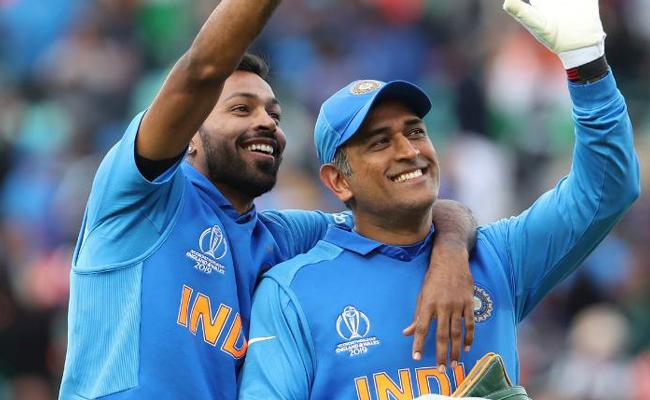 I want the World Cup in my hand, Hardik Pandya - Sakshi