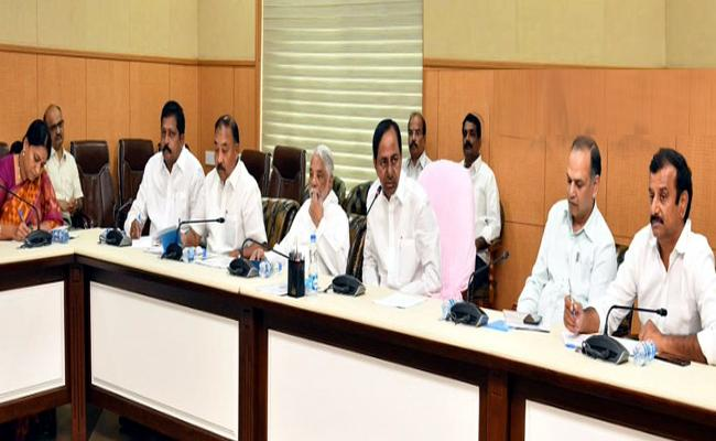 Keshav Rao Elected As TRS Parliamentary Party Leader - Sakshi