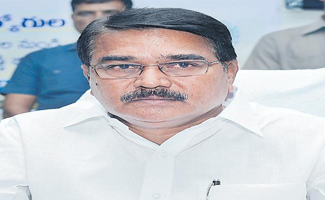 Niranjan Reddy On Grain Purchases In Telangana - Sakshi