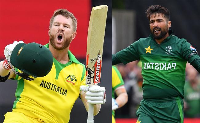 Australia beat Pakistan by 41 runs - Sakshi