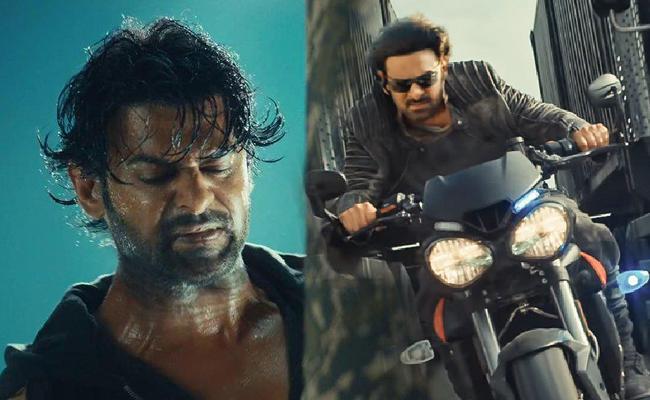 Tollywood Praises Prabhas Saaho Teaser - Sakshi