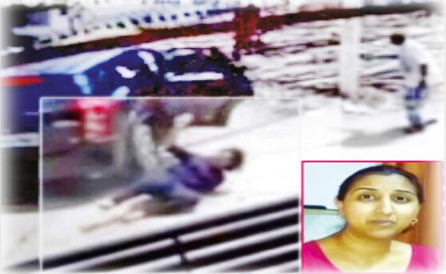 Husband Murder Attempt on Wife in Tamil Nadu - Sakshi