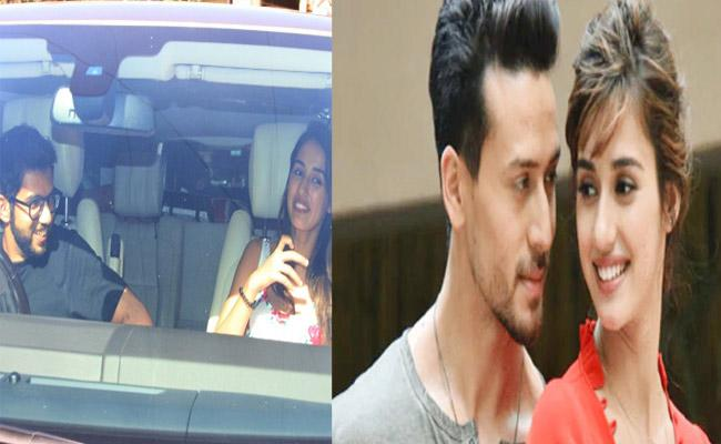 Disha Patani Strong Counter To Trolls Over Pics With Aditya Thackeray - Sakshi