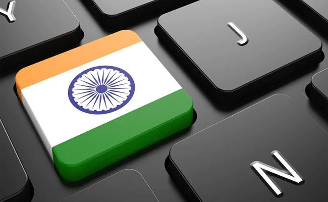 India Second Place in Internet Use - Sakshi