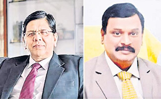 Two New Judges To AP High Court - Sakshi