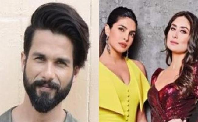 Kareena Did Not Invite Shahid To Her Marriage - Sakshi