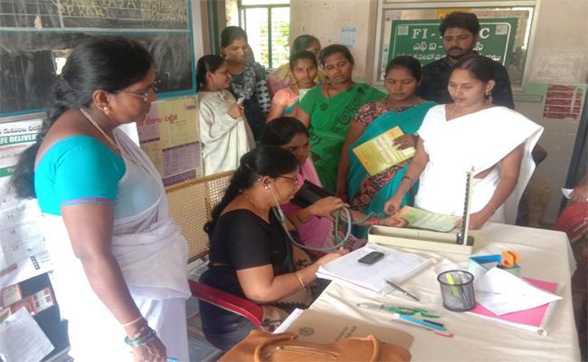 PMMVY Scheme for pregnant women - Sakshi