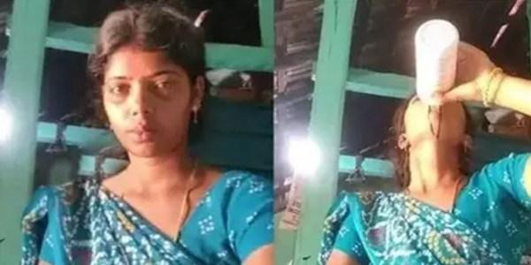 Woman Committed Suicide While Doing TikTok Video  - Sakshi