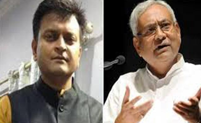 JD(U) Spokes Person Ajay Aloke Resigned  - Sakshi