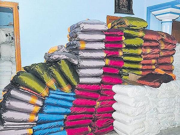 Bathukamma Saree Distribution From September 15 - Sakshi