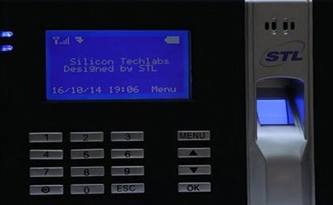 Biometric System Used In Revenue Department Office Warangal - Sakshi
