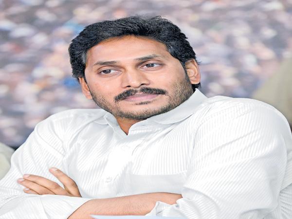 YS Jagan Letter to Governor Narasimhan - Sakshi