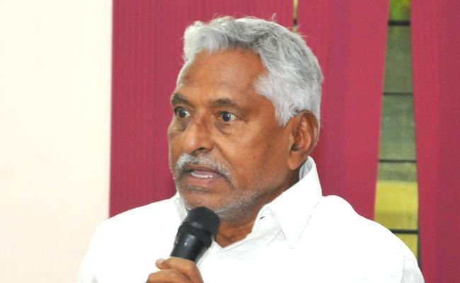 Congress MLC Jeevan Reddy Praises AP CM YS Jagan - Sakshi