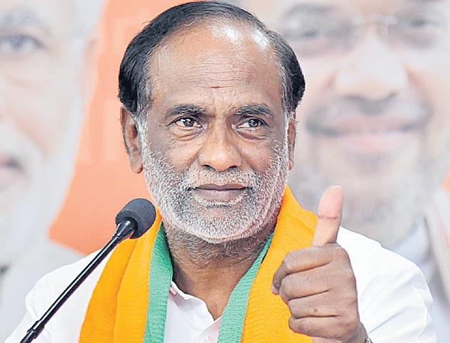 bjp special focus on telangana - Sakshi