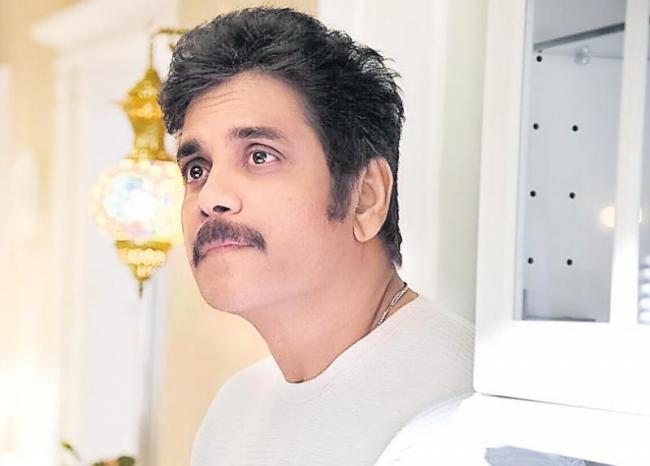 nagarjuna manmadhudu teaser launch - Sakshi
