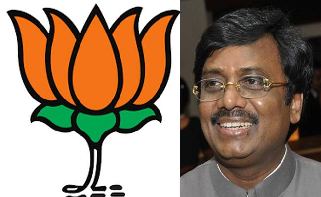 G Vivekanand Likely To Join In BJP - Sakshi