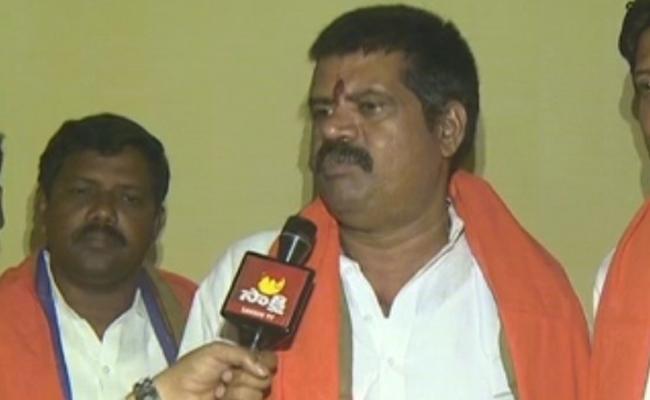 Tourism Minister Avanthi Srinivas Visits Hanuman Junction In West Godavari - Sakshi