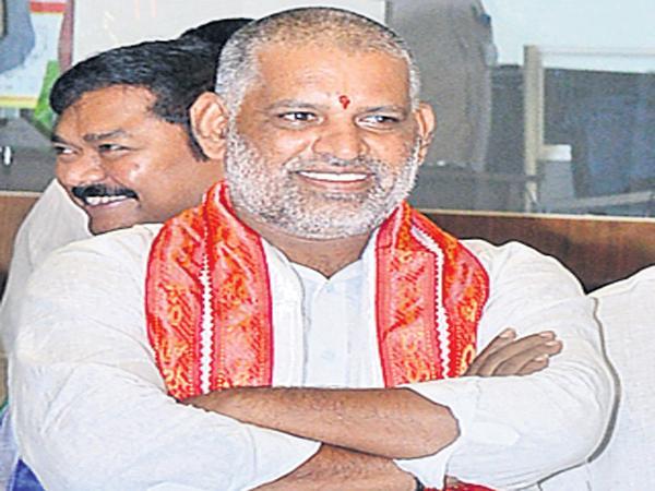 Chevireddy Bhaskar Reddy Fires On Chandrababu - Sakshi