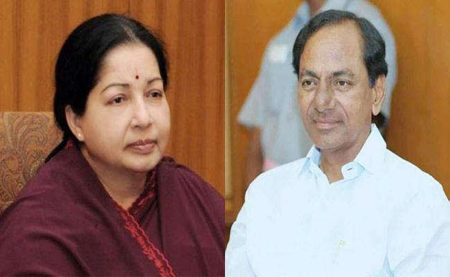 Rakesh Reddy Statement on KCR Jayalalithaa Biopics - Sakshi