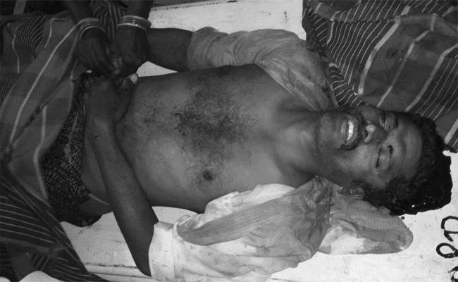 Man Brutally Killed In Kadapa - Sakshi