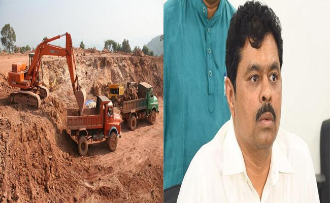 Cm Ramesh Brothers Illegal Mining Controversy Ysr District - Sakshi