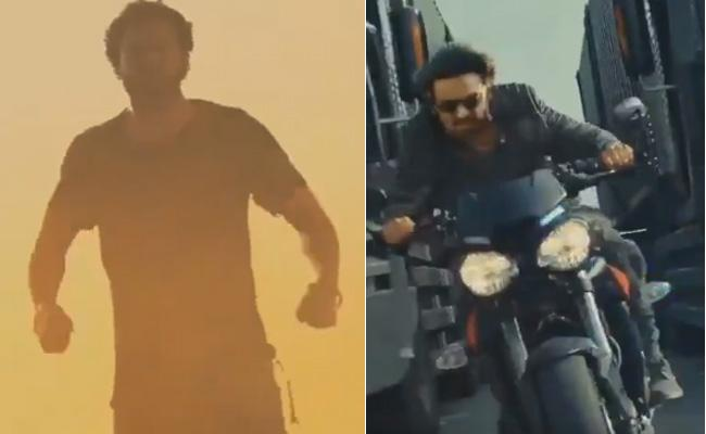 Prabhas Saaho Teaser Views In a Day Is 60 Millions - Sakshi