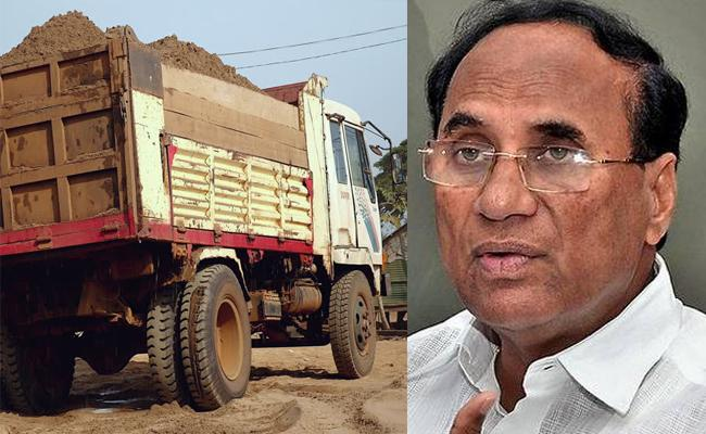 Lorry Owners Slams Kodela Siva Prasada Rao In Guntur - Sakshi