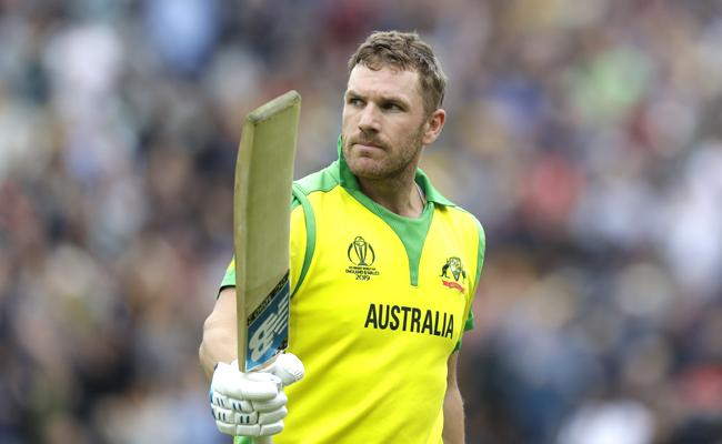 Finch Creats New Record Most Individual Scores for Australia - Sakshi
