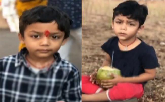 Five Years Boy Died In Swingful At Chanda Nagar - Sakshi