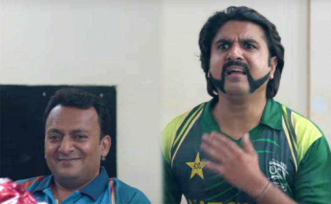 Pakistan Advert On Abhinandan Indian YouTube Stars Awesome Counter - Sakshi