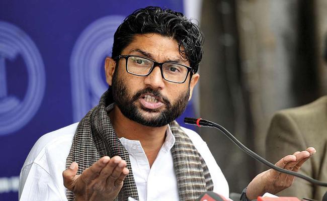 Case Filed On MLA Jignesh Mevani Over Sharing Of Fake Video - Sakshi