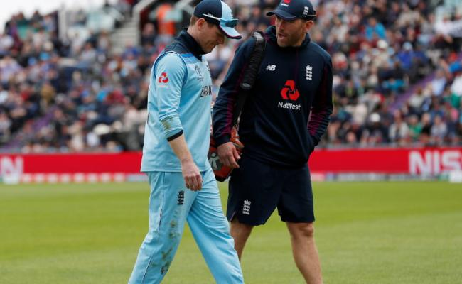 Morgan and Jason Roy to undergo scans as England face injury concerns - Sakshi