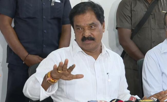 AP Minister Narayana Swamy Says We Will Make Changes in the Excise Department - Sakshi