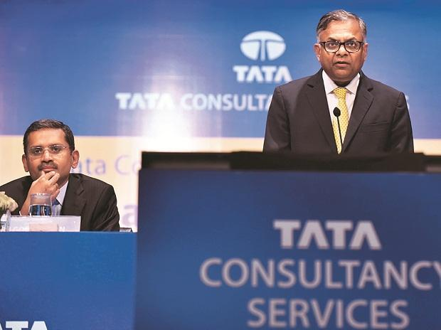 TCS spend on employees is justified: Tata Sons chairman N Chandrasekaran - Sakshi