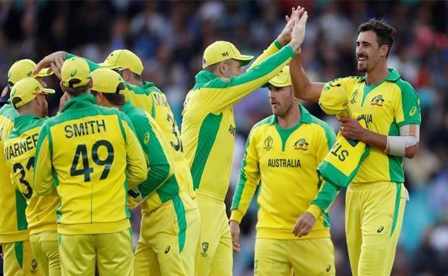 Australia Beat Srilanka by 87 Runs - Sakshi