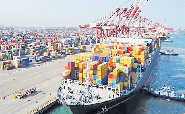 Trade 4 Percent Profit in Exports - Sakshi