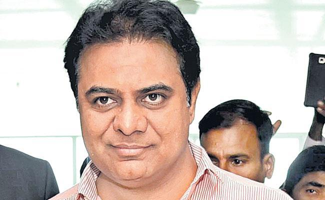 KTR Applauds Mallesham Movie Team And Priyadarshi - Sakshi