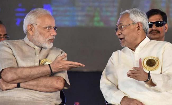 Is The End Of The Relation Between BJP And JDU In Bihar - Sakshi