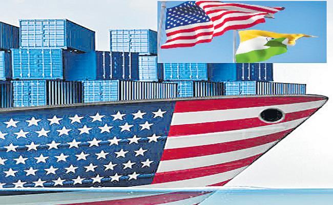 India Tariffs on American Imports - Sakshi