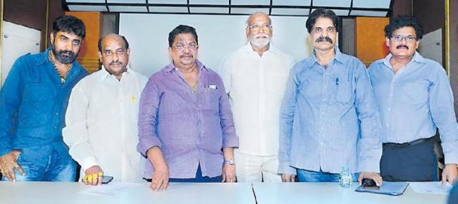 Telugu Producer Council Elections Will Held on June 30 - Sakshi