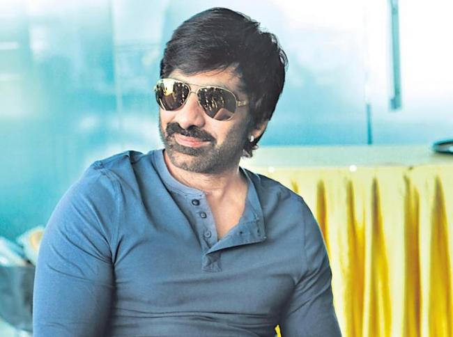 disco raja movie shooting in old city - Sakshi