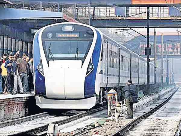 All Set For Secunderabad to Nagpur Semi-high speed corridor - Sakshi