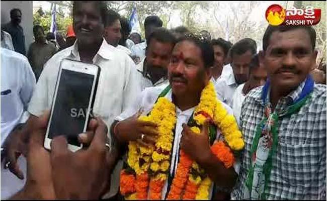 I Will Develop East Godavari As Model District Said By Minister Pinepi Vishwaroop - Sakshi